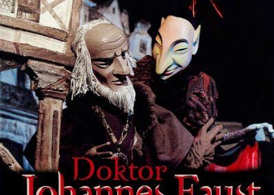 Gastspiel Hohenloher Figurentheater Dr. Faustus_ Mephisto