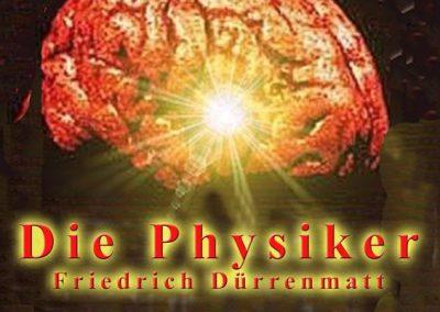 Plakat Die Physiker